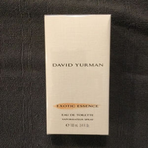 Sealed David Yurman Exotic Essence 3.4 fl oz
